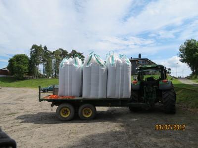 10 tonn gummigranulat ( 1)