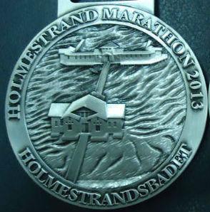 Holmestrand_Maraton_2013_Medalje