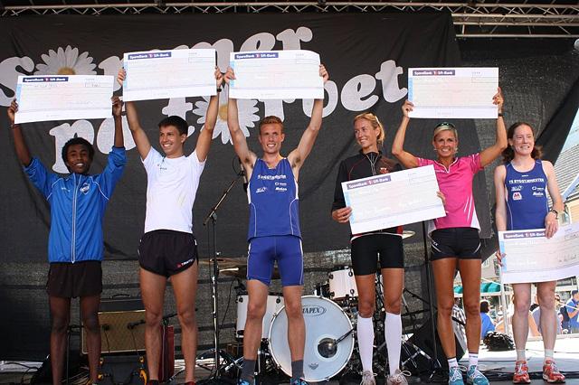 Fra venstre: Stian Bekkevoll, Karolis Lazdauskas, Ørjan Grønnevik, Anne Karin Borgersen, Solveig Pedersen og Anne Jorun Hodne.
