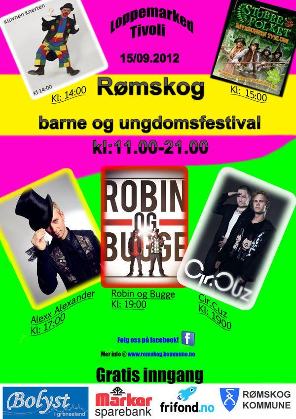 Rømskog barne&ungdomsfestival