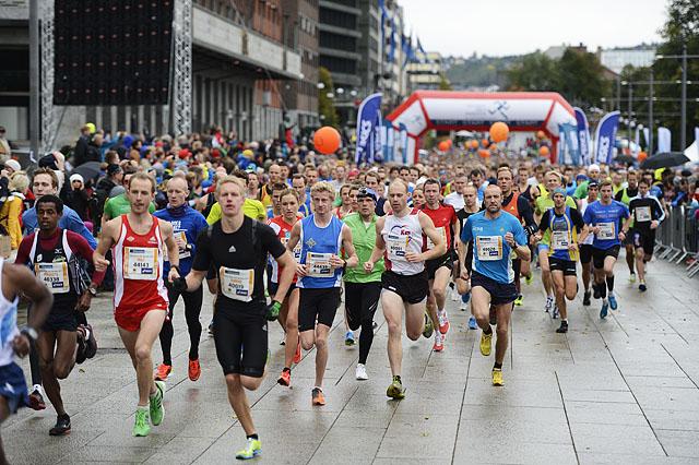 oslo maraton gavekort