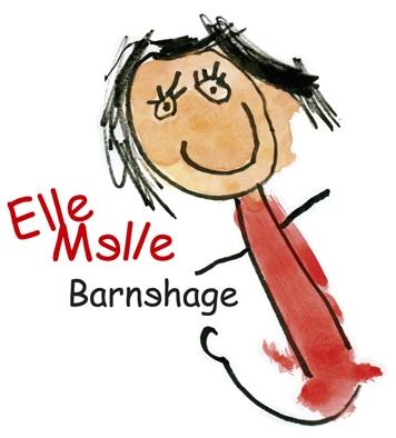 Logo Elle Melle barnehage