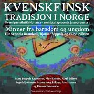 Cd-cover Kvenskfinsk tradisjon i Norge