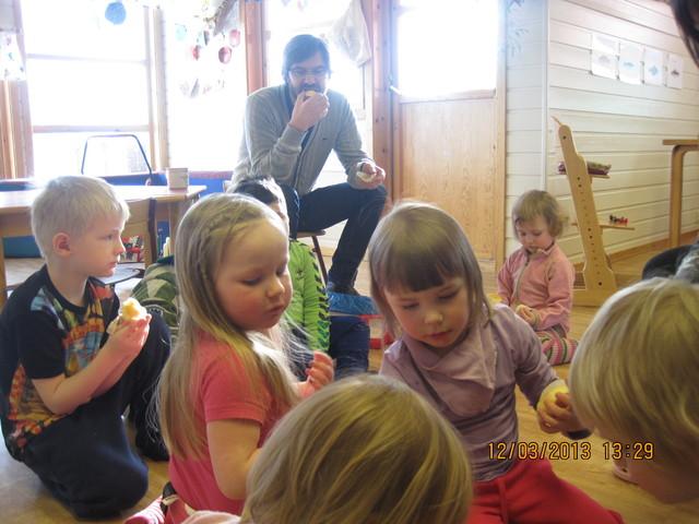 Mestervik barnehage