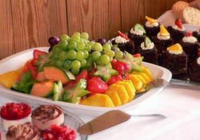 Mat og drikke på Heia Eidene