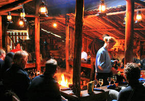 Firmafest på Heia Eidene