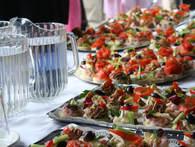 Catering på Heia Eidene