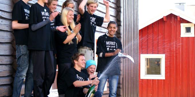 Vinnerne av Merket for livet 2012