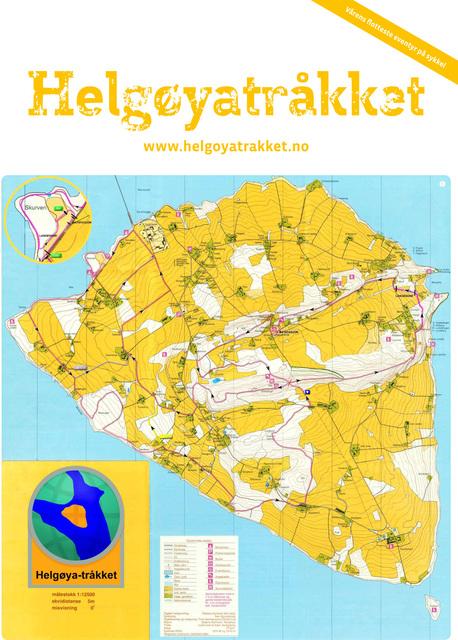 kart helgøya Samleside for Helgøyatråkket   KONDIS   norsk organisasjon for  kart helgøya