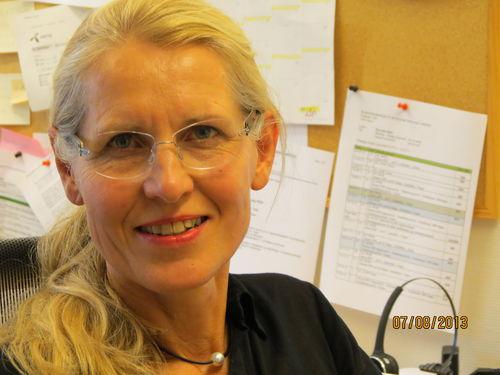 Astrid Rutherford, folkehelserådgiver