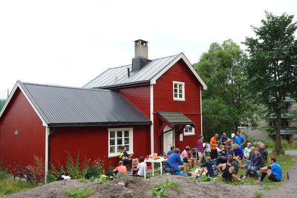 Røde Huset Backyard Ultra i Oslo var først ute med denne løpstypen i Norge, Nå er dette løpet historie, men det blir likevel fire backyardløp i Norge denne høsten. (Foto: Espen Ringom)
