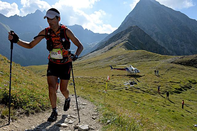 UTMB 2013CCC1er Jordi Best (ESP)© The North Face¨ Ultra-Trail du Mont-Blanc¨ - Pascal Tournaire