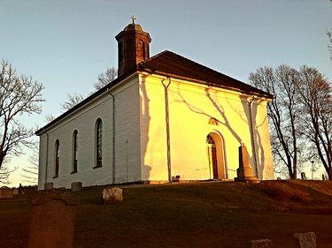 Spydeberg kirke red