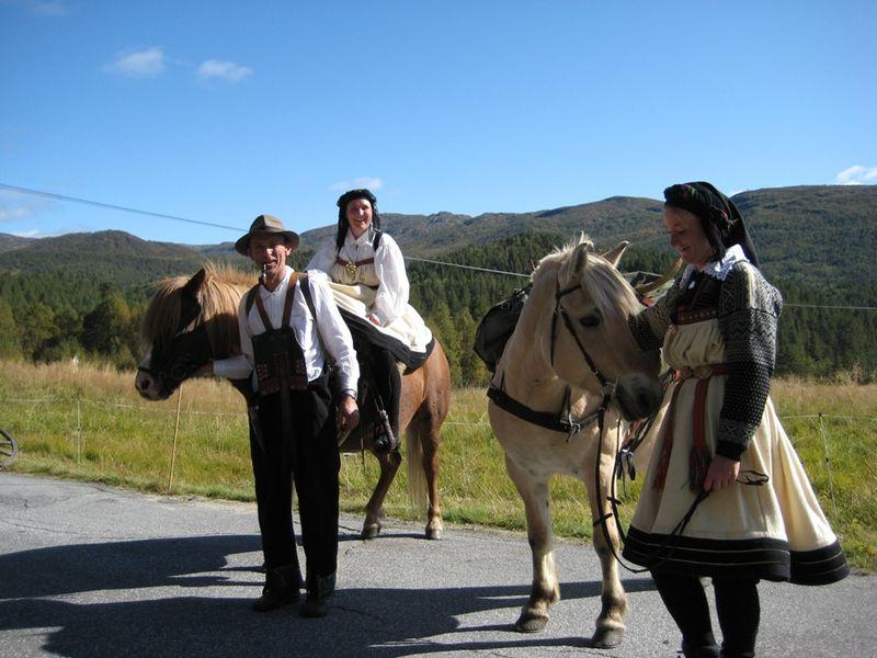 Torjus og hesten