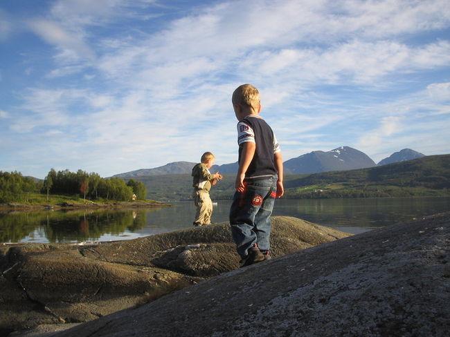 Hovedopptak barnehager og SFO høst 2014