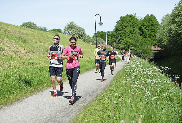 Glommaløpet arrangeres til lørdag for syvende gang. (Foto: Bjørn Johannessen)