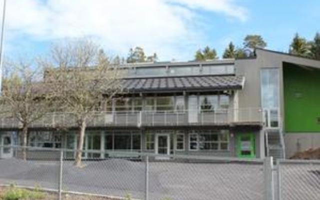 Blystadlia skole og barnehage 2014