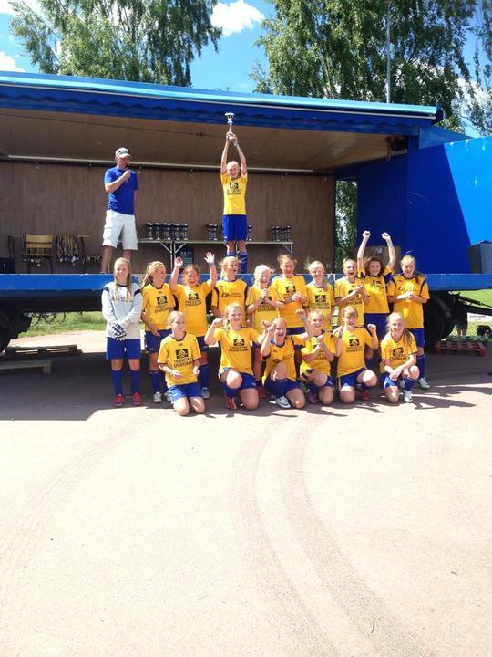 Vinner Arvika Cup 2014