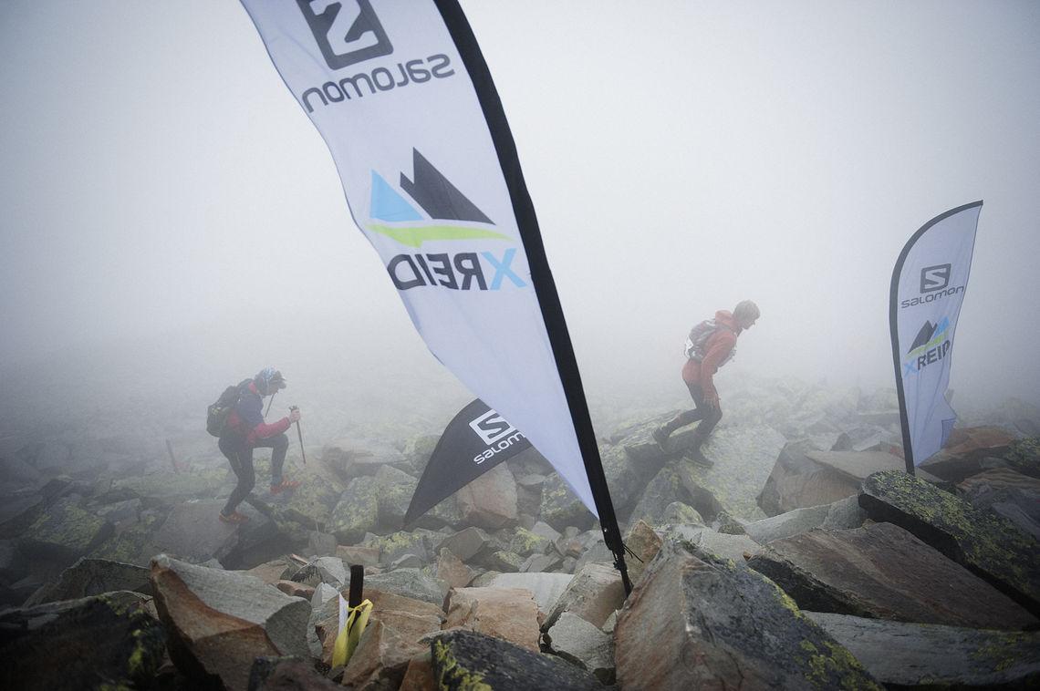 Final metres Mt Gaustatoppen Credit Agurtxane Concellon