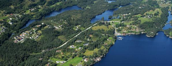 Ein plan om å utvide bustadfeltet Apalen Sør ligg ute til høyring.
