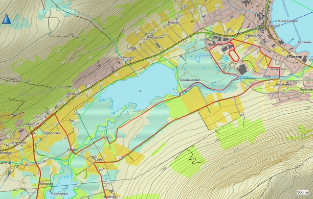 Nordvestmaraton_2014_kart1