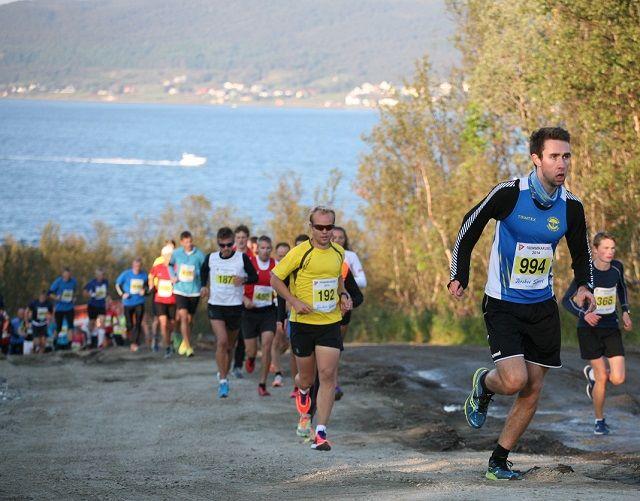 Fra Tromsøkarusellen og et tidligere løp (Foto: kondis.no/Bjørnar Leithe Borch)