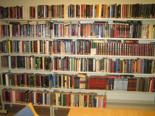 Mengder av bøker