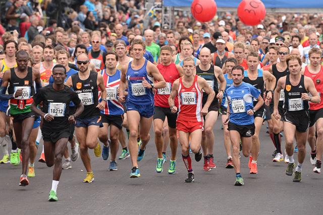 Nätdejting Oslo Maraton