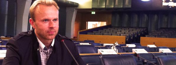 Kjartan Nyhammer er nytilsett landbrukssjef i Lindås.