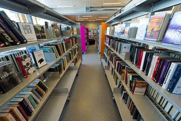 Senter for nordlige folk Bilbliotek