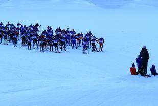 Start Tolvern i 2013. Foto: Tommy Støa
