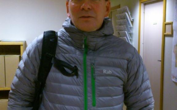 Teknisk sjef Victor Gamst