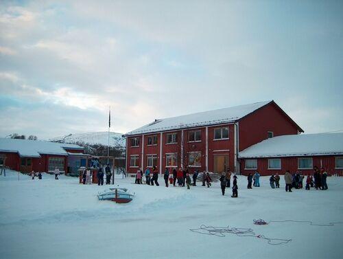 Billefjord skole