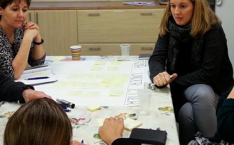 Workshop med fokus på omsorgsteknologi og overgangen frå prosjekt til ordinær drift.