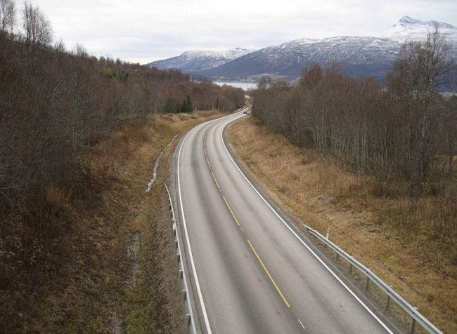 Veinavn i Balsfjord