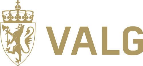 Valg - logo