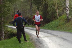Arve Rindal (arkivbilete)