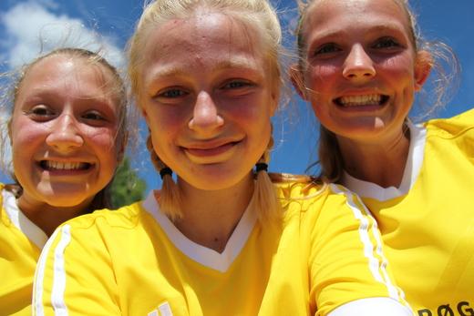 Maria, Mia og Hannah, Arvika15