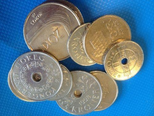 Penger - mynter