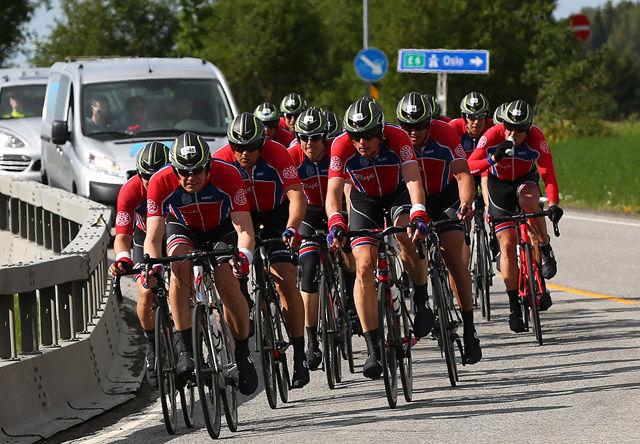 Rye Express vinner Styrkeprøven. Foto: Bjørn Hytjanstorp