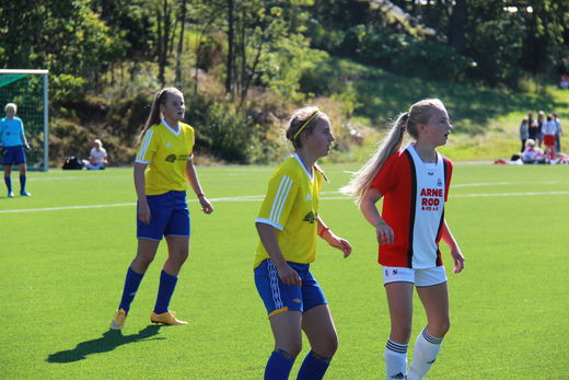 Sandarcup15, Mina og Mathilde