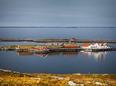 Ringholmen sett fra Gautøya