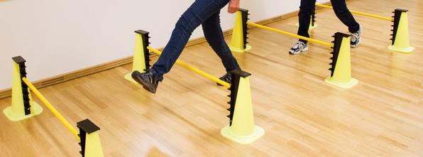 Kommunen inviterer eldre heimebuande til gratis kurs for å trene styrke og balanse.