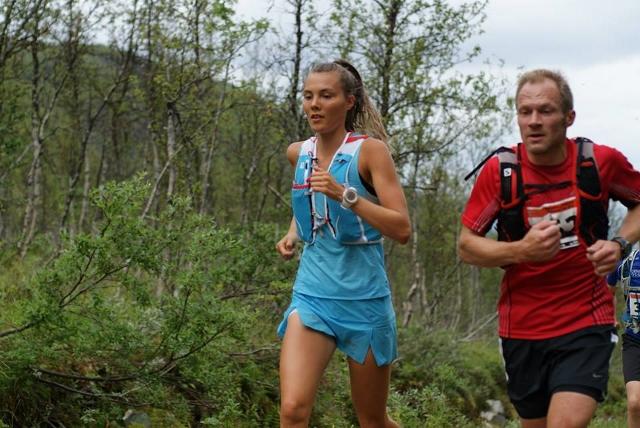 Hilde Aders og Emil Wingstedt vant Trømsø Mountain Ultra ...  Hilde Aders og ...