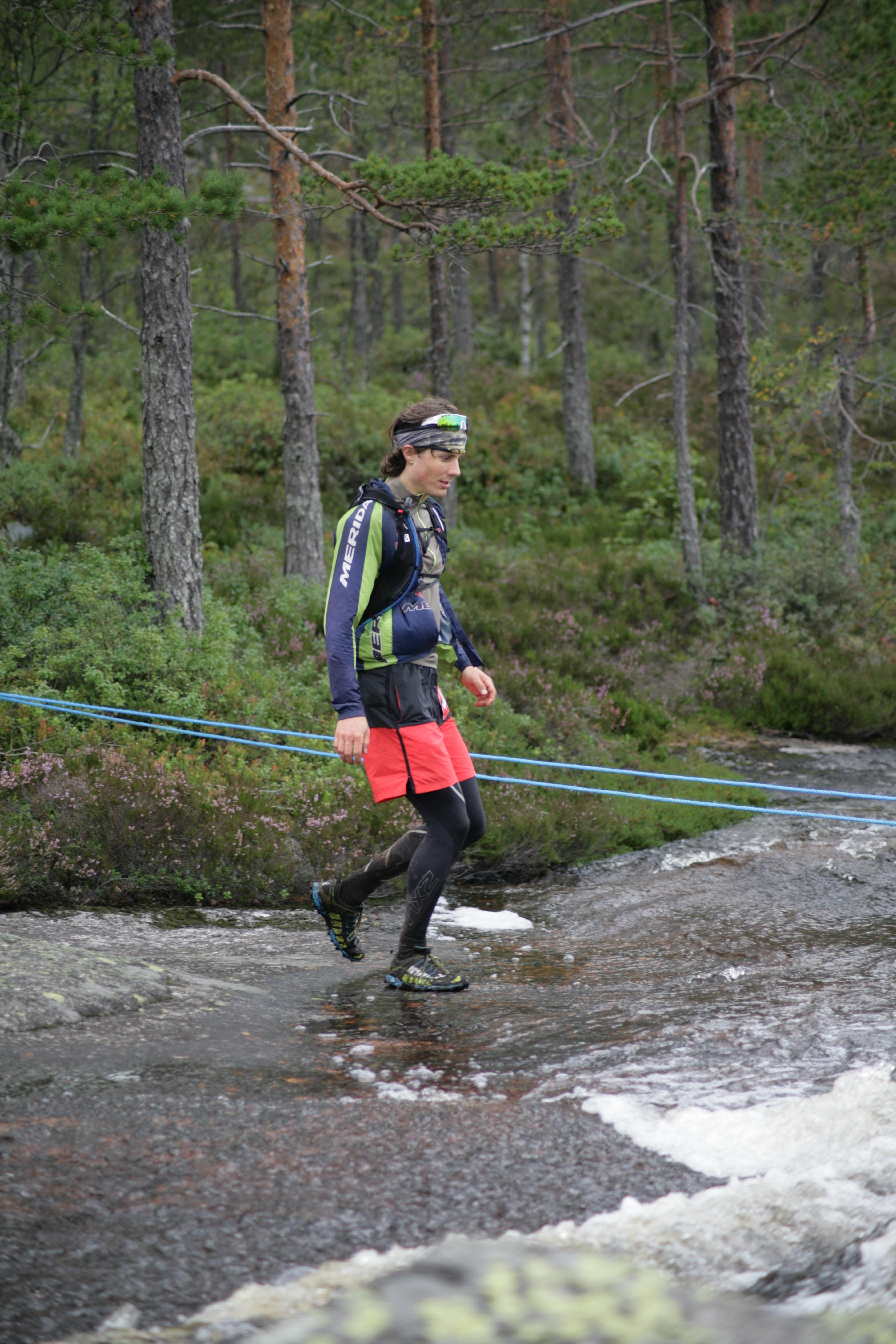 3. plass 82 km, Endre Garborg.jpg