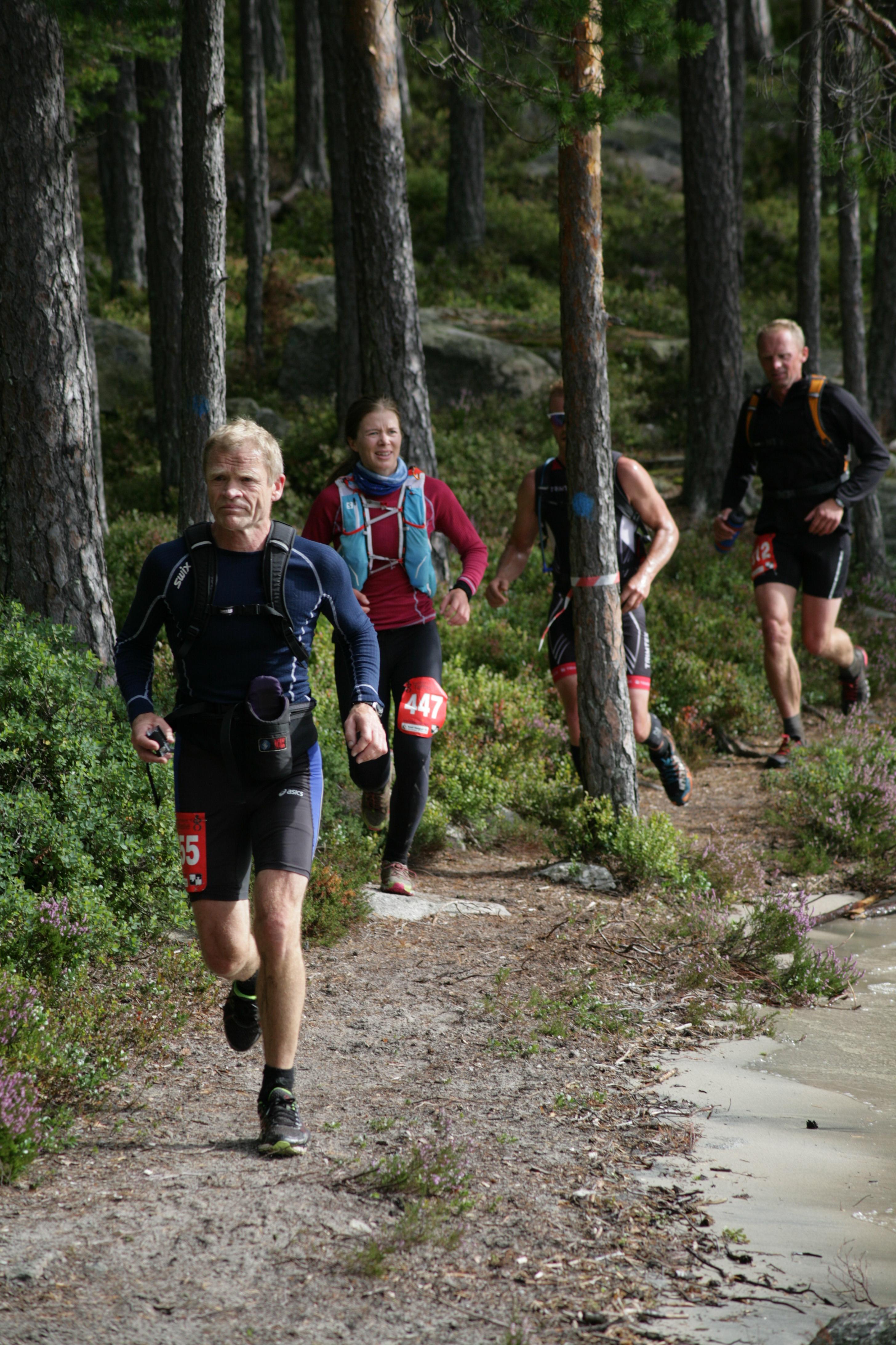 Kolbjørn Birkrem, Flatdal IL, 14. plass 82 km.jpg