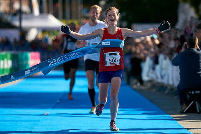 Oslo Maratonvinner Hilde Aders, Tromnsø Løpeklubb