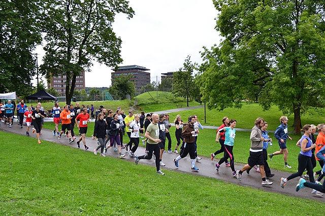 For første gang blir det Parkrun i Norge. Nærmere bestemt i Tøyenparken i Oslo. (Arkivfoto: Oddvar Røsten)