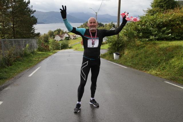 Geir Råheim, Ålesund Tennisklubb vant i dag sin første maraton på nyvinningen Sekken Open Maraton i Romsdal