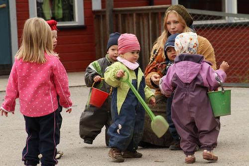 Barnehage - generelt